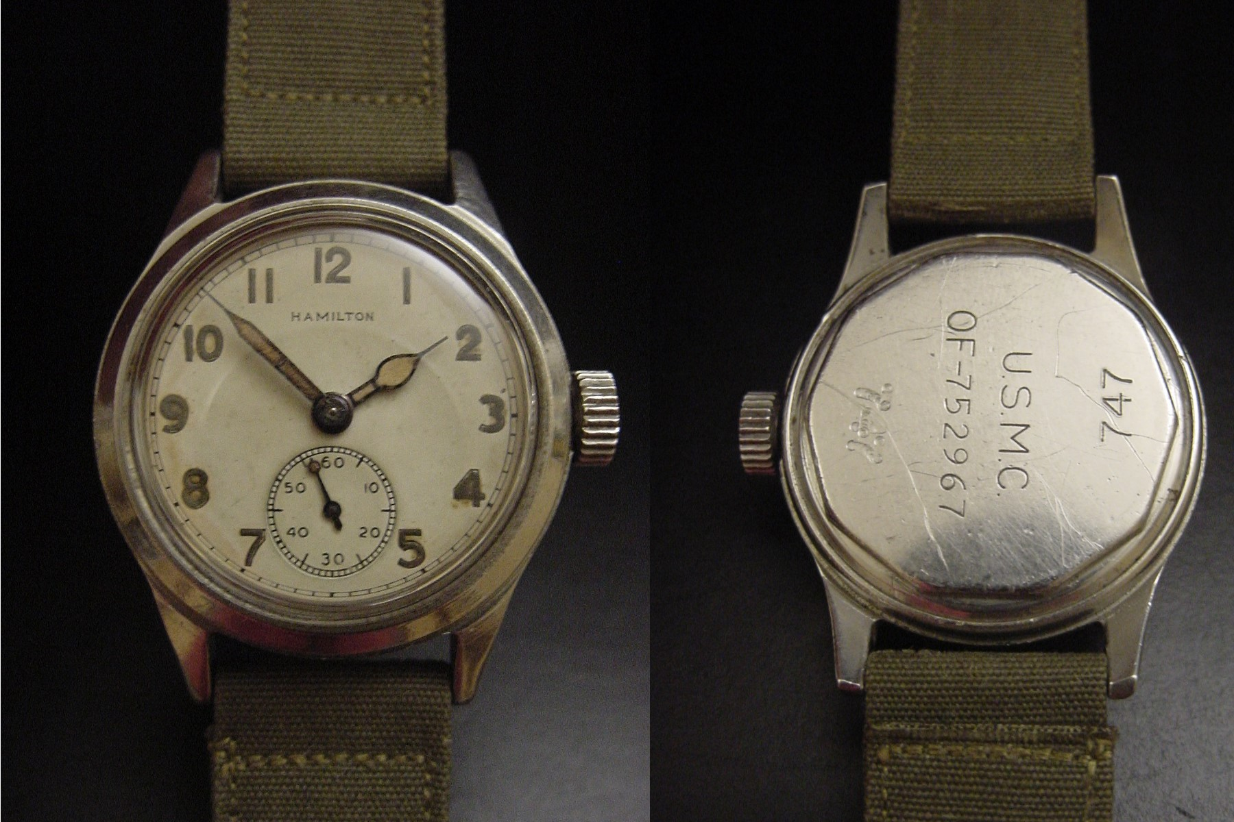 movement style pin watches vintage swiss officer to military field ii references the past