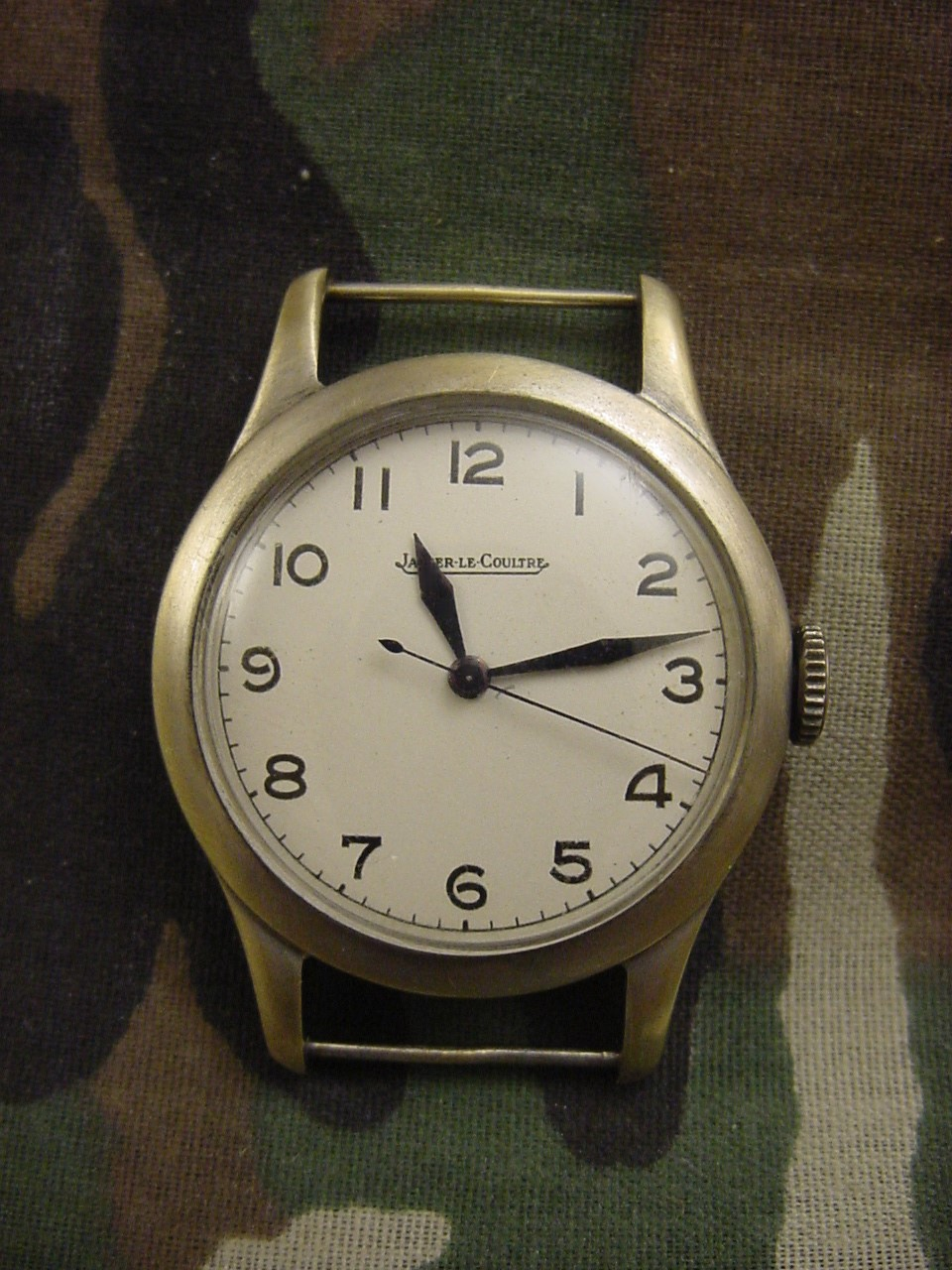 The Hack Watch -- Military Watches for Sale